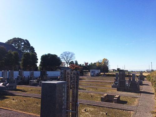 墓苑のご案内